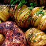 Kurczak zapiekany z ziemniakami