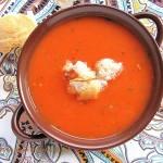 Zupa-krem z warzyw
