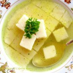 Kluski z kaszy manny do zup