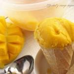 Sorbet z mango