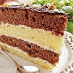 Tort z mascarpone