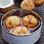 Muffiny kokosowe – kokosanki
