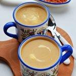 Zupa z warzyw i soczewicy