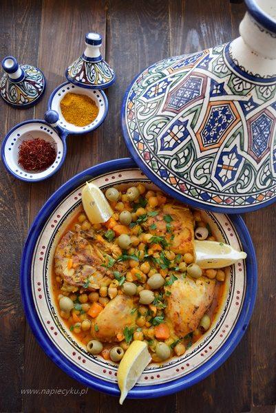 Marokański tagine