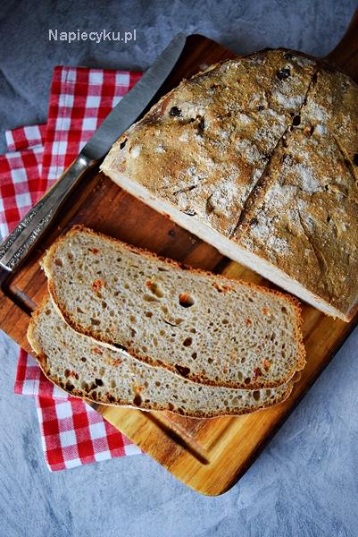 Dobry chleb na zakwasie