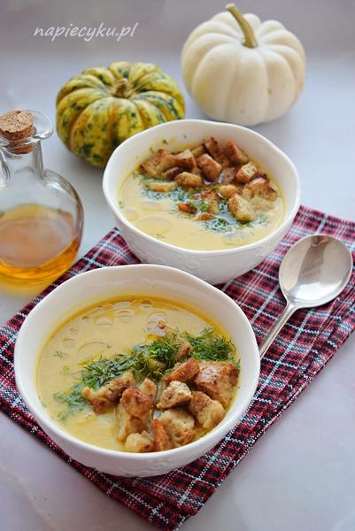 Zupa-krem z jesiennych warzyw